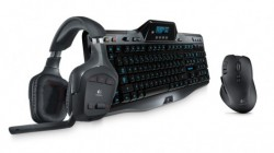 Logitech Launches New Gaming Peripheral Set