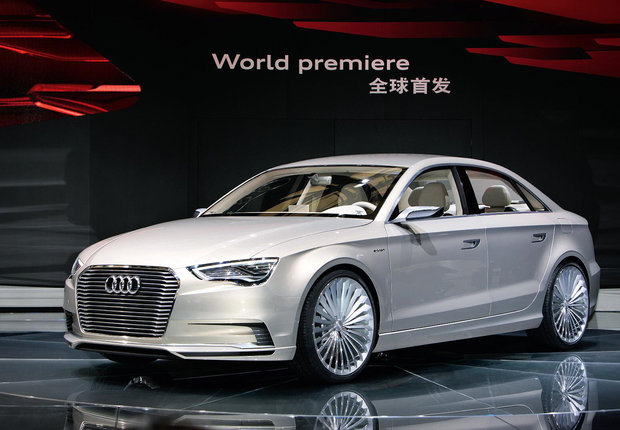 Audi A3 e-tron Concept Comes Equipped with Wi-Fi