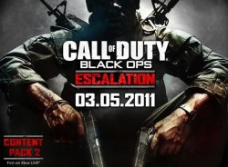 Call of Duty Black Ops Escalation DLC New Map Pack by Activism Treyarch