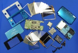 Rummaging About Inside a Nintendo 3DS Teardown