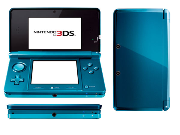 Nintendo 3DS Firmware Update to bring eStore