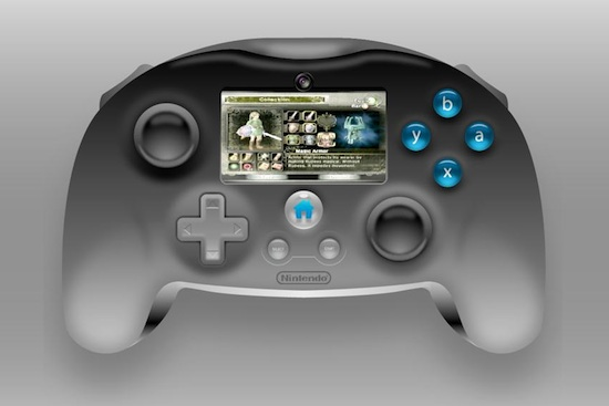 new wii 2 controllers. Word has it that the new Wii
