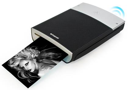 Lady Gaga endorsed Polaroid GL10 Printer Launched