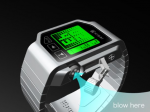 TokyoFlash alcohol monitoring watch sensor