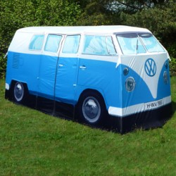 Relive the 60s with the Volkswagen Camper Van tent
