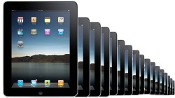 Apple Order 2 Million iPad 3 Units for 2012 Release Date