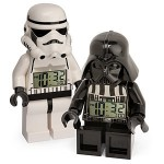 Let the Lego Star Wars Alarm clock help wake you up