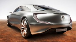 The Mercedes-Benz F 125!: a fuel-cell hybrid from 2025
