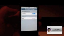 Video shows iPhone 5 With switchable GPUs