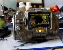 Fallout fan makes a functional real-life Pip Boy 3000