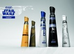 Evian Star Wars Bottles Concept – Water from another Galaxy