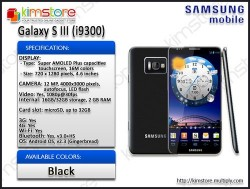Asian website now accepting pre-orders for Galaxy S III