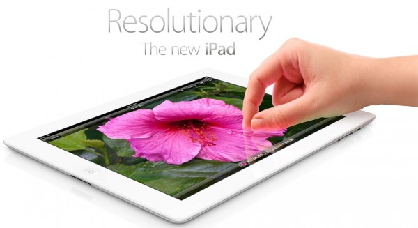 Apple unveils the new faster and better iPad