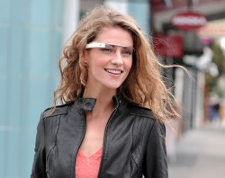 Google unveils its augmented-reality glasses