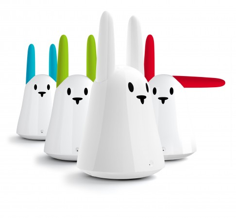 Win a Karotz Smart Robot Rabbit!