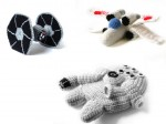 Star Wars Crochet Characters for the fan who has everything