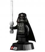 Lego Darth Vader Desk Lamp Lights the way