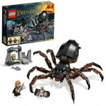 Shelob Attacks Lord of the Rings Lego Review
