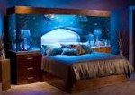 Put Some Piranhas in Your Bed with this Epic Gadget Aquarium