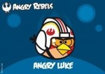 Angry Birds in a Galaxy Far, Far Away