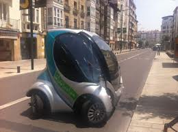 Folding Electric Cars on the Way in 2013?