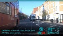 Augmented Reality on the Commute to Work?