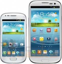 Samsung Galaxy S III vs Samsung Galaxy S III Mini