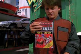 How to Predict the Future without Marty McFly's Sports Almanac