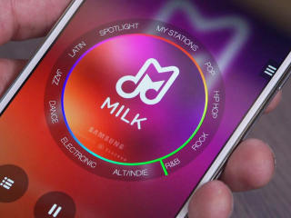 Samsung Launches Free Milk Music Streaming Service