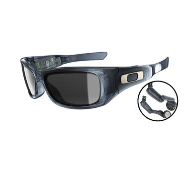 Oakley Split Thump Sunglasses Have A Built In MP3 Player