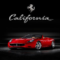 Ferrari California Pictures Unveiled