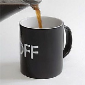The On/Off Mug - The Perfect Morning Companion