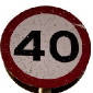 Vauxhall's New Dashboard Speed Limit Display