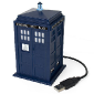 The Tardis USB Hub